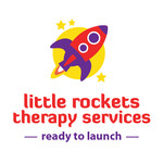 Little Rockets Therapy Services Logo - Entry #23