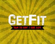 GetFit Logo - Entry #57
