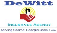 """""""DeWitt Insurance Agency"""" or just """"DeWitt"""" Logo - Entry #139"""