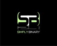 Simply Binary Logo - Entry #156