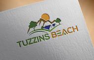 Tuzzins Beach Logo - Entry #314
