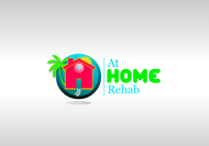 At Home Rehab Logo - Entry #57