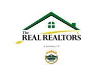 The Real Realtors Logo - Entry #174