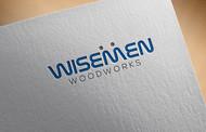 Wisemen Woodworks Logo - Entry #57