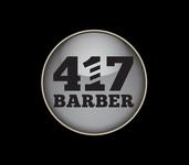 417 Barber Logo - Entry #93
