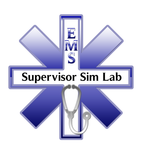 EMS Supervisor Sim Lab Logo - Entry #135