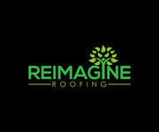 Reimagine Roofing Logo - Entry #85