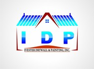 IVESTER DRYWALL & PAINTING, INC. Logo - Entry #182