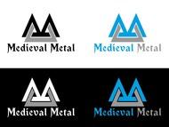 Medieval Metal Logo - Entry #73
