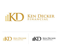 Ken Decker Financial Logo - Entry #171