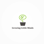 Growing Little Minds Early Learning Center or Growing Little Minds Logo - Entry #152