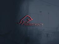 ALLRED WEALTH MANAGEMENT Logo - Entry #274
