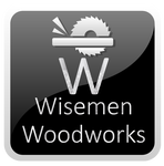 Wisemen Woodworks Logo - Entry #130