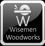 Wisemen Woodworks Logo - Entry #130