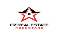 CZ Real Estate Rockstars Logo - Entry #61