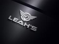 Leah's auto & nail lounge Logo - Entry #52