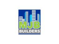 MJB BUILDERS Logo - Entry #18