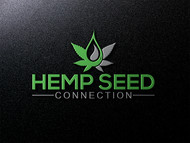 Hemp Seed Connection (HSC) Logo - Entry #37