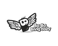 Ba Ba Bling baby Logo - Entry #113