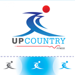 Upcountry Fitness Logo - Entry #98