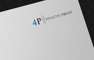 4P Wealth Trust Logo - Entry #384