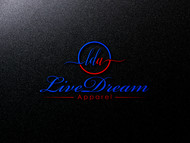 LiveDream Apparel Logo - Entry #229