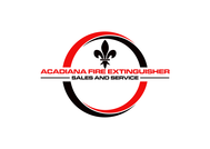 Acadiana Fire Extinguisher Sales and Service Logo - Entry #40