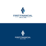 First Financial Inv & Ins Logo - Entry #67