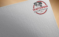 Watchman Surveillance Logo - Entry #215