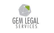 Gem Legal Services Logo - Entry #47