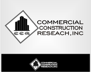 Commercial Construction Research, Inc. Logo - Entry #195
