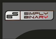 Simply Binary Logo - Entry #20