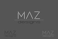 Maz Designs Logo - Entry #282