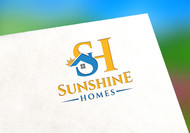Sunshine Homes Logo - Entry #322