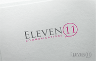 Eleven 11 Communications  Logo - Entry #28