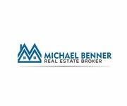 Michael Benner, Real Estate Broker Logo - Entry #101