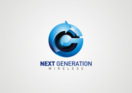 Next Generation Wireless Logo - Entry #2