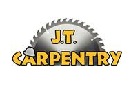 J.T. Carpentry Logo - Entry #30
