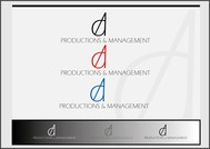 Corporate Logo Design 'AD Productions & Management' - Entry #63