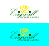 Engwall Florist & Gifts Logo - Entry #83