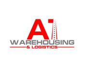 A1 Warehousing & Logistics Logo - Entry #52