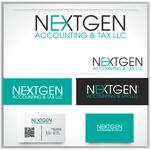 NextGen Accounting & Tax LLC Logo - Entry #176