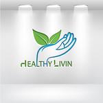Healthy Livin Logo - Entry #609