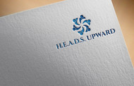 H.E.A.D.S. Upward Logo - Entry #214