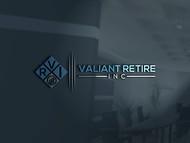 Valiant Retire Inc. Logo - Entry #149
