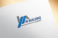 RI Building Corp Logo - Entry #360