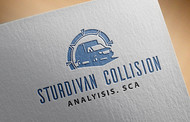 Sturdivan Collision Analyisis.  SCA Logo - Entry #164