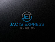 Jacts Express Trucking Logo - Entry #40