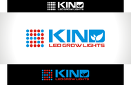 Kind LED Grow Lights Logo - Entry #74