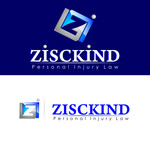 Zisckind Personal Injury law Logo - Entry #50
